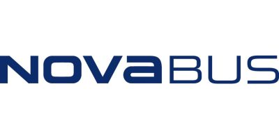 Logo: Nova Bus (Groupe CNW/Nova Bus)