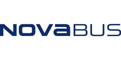 Logo: Nova Bus (Groupe CNW/Nova Bus)